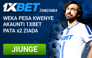 1xBet Tanzania Jiunge